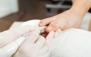 Na czym polega leczniczy pedicure - Salon Kosmetyczny Białystok - Żelazna 5 Klinika Urody