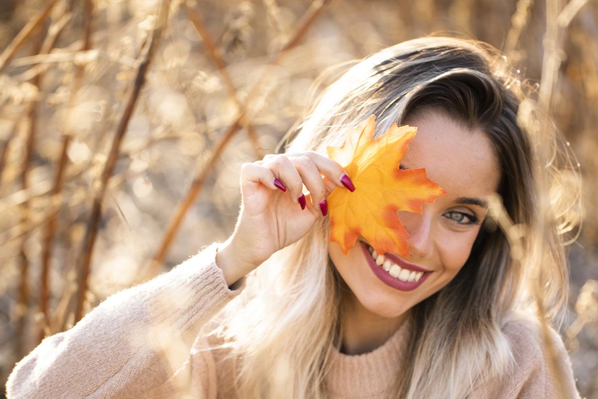 Jak przygotować skórę na jesień - Salon Kosmetyczny Białystok - Żelazna 5 Klinika Urody